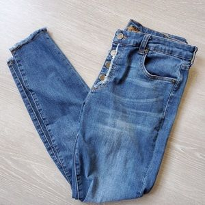 Kut from cloth Marilyn skinny jeans
